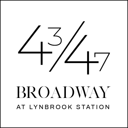 43-47 Broadway at Lynbrook Train Station